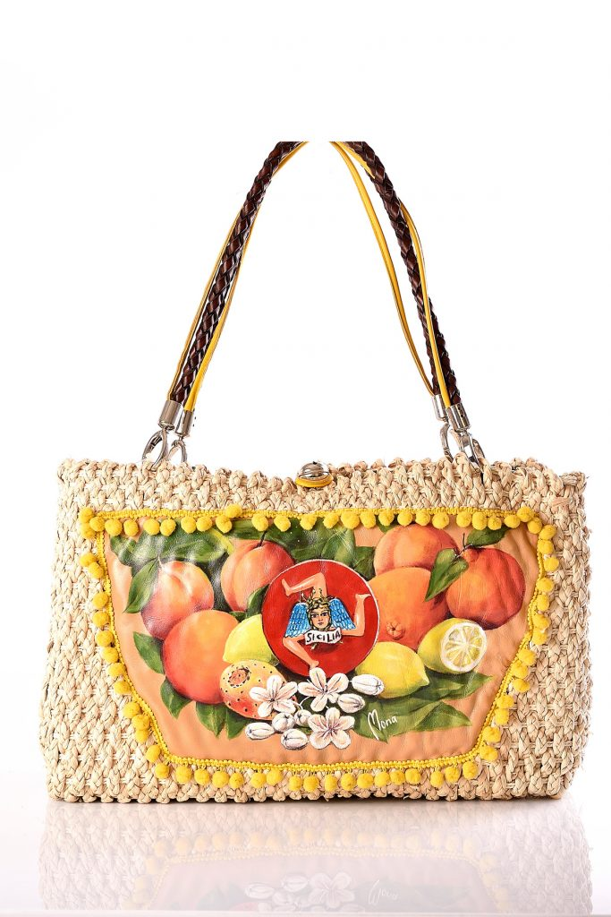 "Shopping Tipica ""Arance e Limoni"""