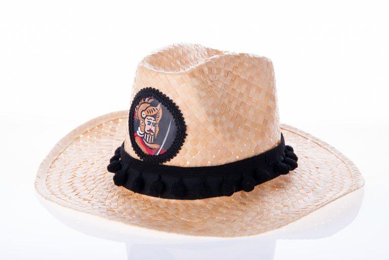 """Cappello tipico siciliano modello """"Paladino"""""""