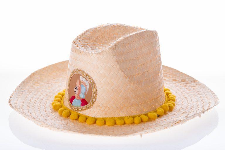 """Cappello tipico """"Pupo Siciliano"""""""